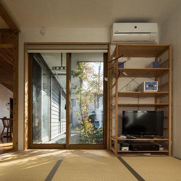 多彩木舎(南善福寺の家)