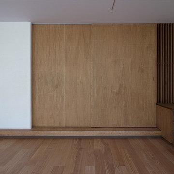 大倉山のアッシュハウス 和室引戸