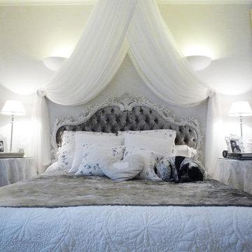 寝室 姫部屋1