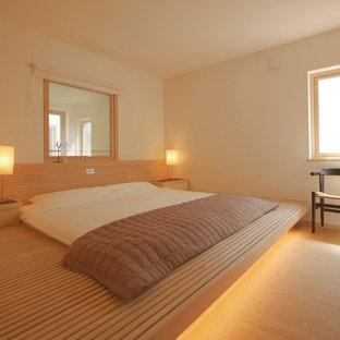 寝室_モデルハウス