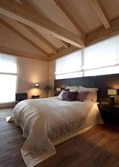 和室・和風 ベッドルーム by 株式会社リヴ