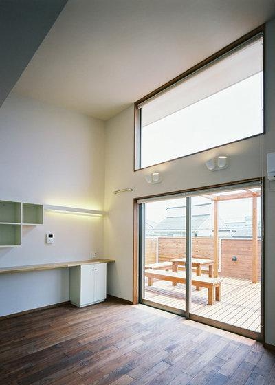 寝室 by 天工舎一級建築士事務所