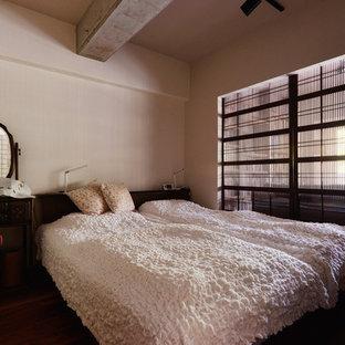 東京23区のミッドセンチュリースタイルのおしゃれな寝室
