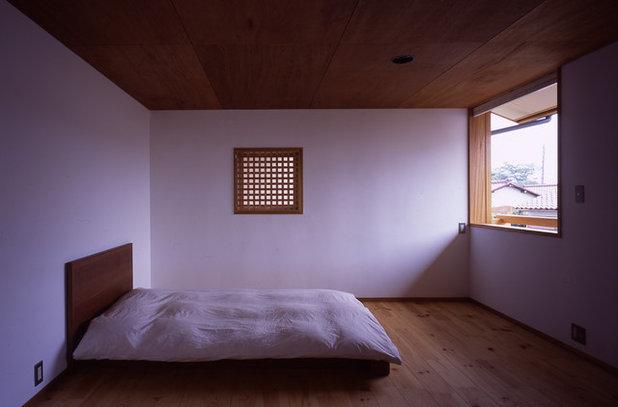 北欧 寝室 by 相羽建設