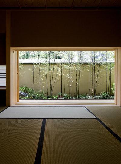 和室・和風 ベッドルーム by マニエラ建築設計事務所