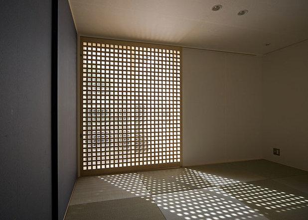 コンテンポラリー ベッドルーム by 河合建築デザイン事務所