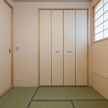 江古田の狭小住宅