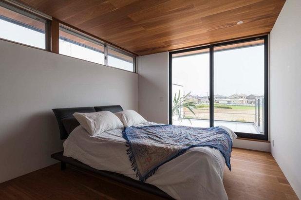 コンテンポラリー 寝室 by PLUSdesign / プラスデザイン