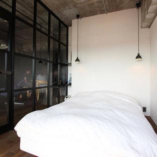Industrial bedroom in Tokyo.