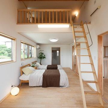 豊かな眺望と暮らす家