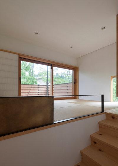 和室・和風 ベッドルーム by 一級建築士事務所 暮らしと建築社