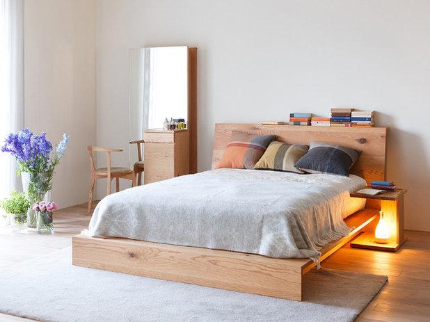 Moderne Chambre by HIRASHIMA