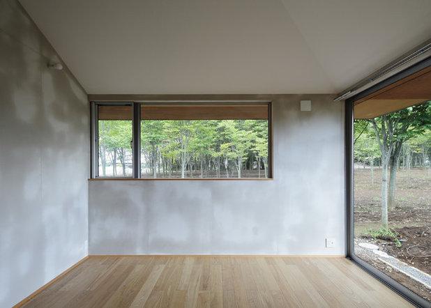 モダン 寝室 by m・style 一級建築士事務所
