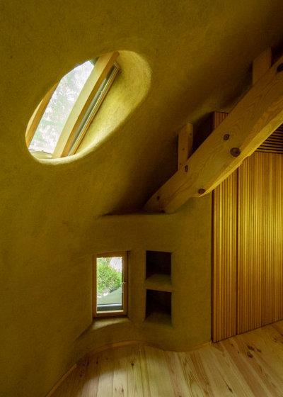 コンテンポラリー 寝室 by 遠野未来建築事務所