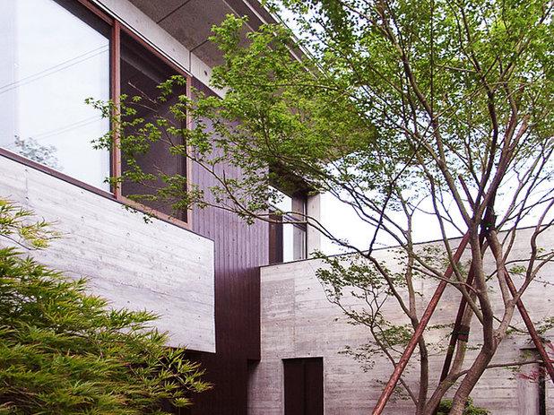 和室・和風 庭 by 村上建築設計室