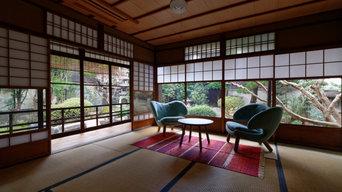 ゆったりとした時間を愉しむ、和室にあう家具のセレクト