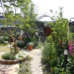 他の地域のおしゃれな整形庭園 (日向) の写真