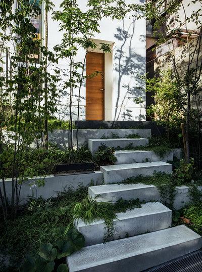 コンテンポラリー 庭 by 株式会社seki.design