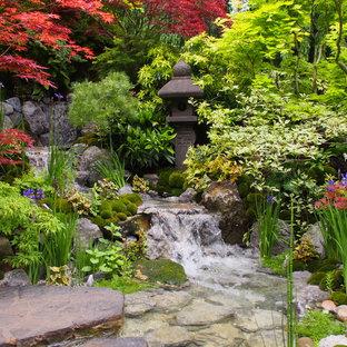 Idéer för orientaliska trädgårdar på hösten