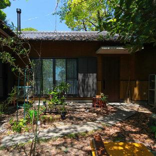 他の地域のアジアンスタイルのおしゃれな庭 (日向) の写真