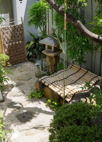 和室・和風 庭 by Brian Sawazaki Photography
