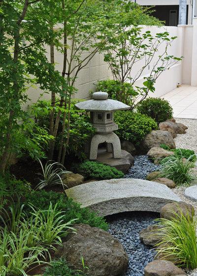 Beach Style Garden by 造園・庭造り専門店【新美園】