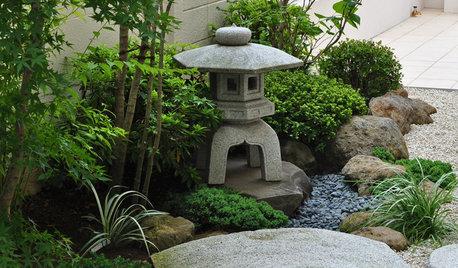 How to Design a Japanese Stone Garden
