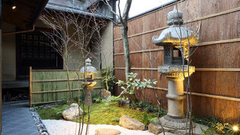 中京の京町家