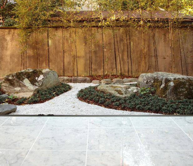 Japonés Jardín by CN-JAPAN 藤村正継