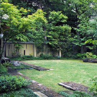 京都の和風の庭・ランドスケープの画像