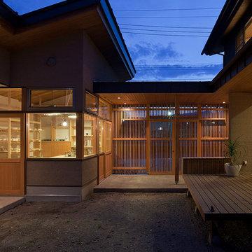 八木原の家