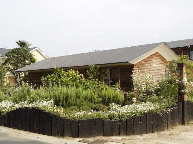 Country Garden by 高野設計工房