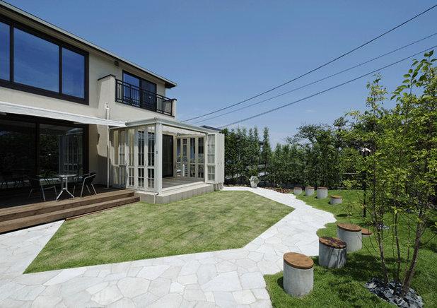 トランジショナル 庭 by soto Design|竹本造園