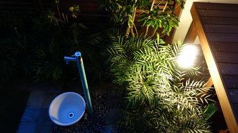 埼玉県さいたま市のエクステリア/ガーデン