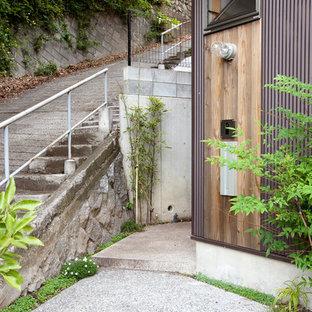 他の地域のコンテンポラリースタイルのおしゃれな庭の写真