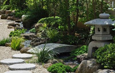 Les jardins japonais, entre tradition et modernité
