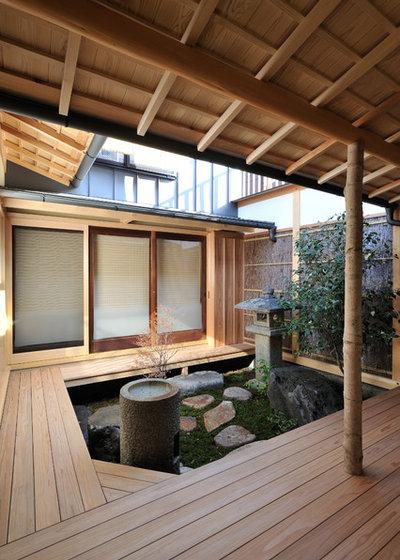 アジアン 庭 by 岩崎建築研究室