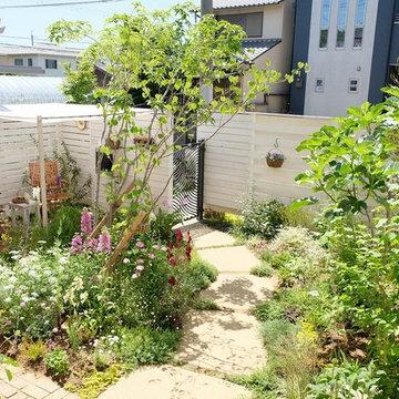 庭のある暮らし