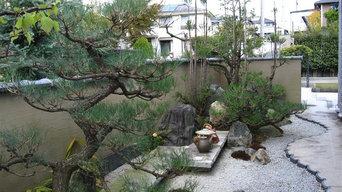 庭園管理(和風 年間管理)
