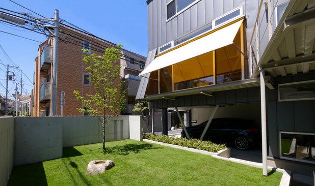 モダン 庭 by アーキスタジオ 一級建築士事務所