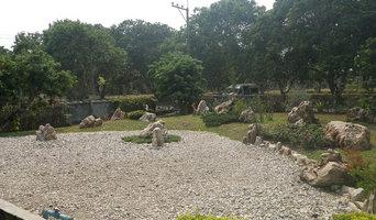 日本風庭園(THAILAND)
