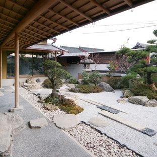 名古屋のアジアンスタイルの庭・ランドスケープの画像