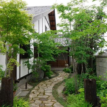 松本市の住宅