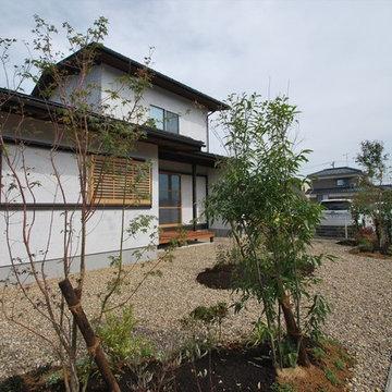 瓜生町の家