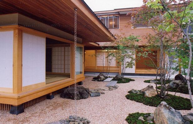 Japanese Landscape by ㈱瀬戸漆喰本舗