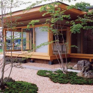 Esempio di un giardino etnico
