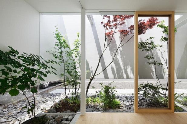 Modern Garden by ナカサアンドパートナーズ