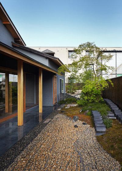 Japonés Jardín by koyori
