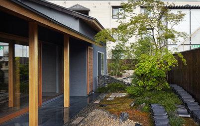 Il Fascino di un Giardino di Pietra Giapponese a Casa Vostra
