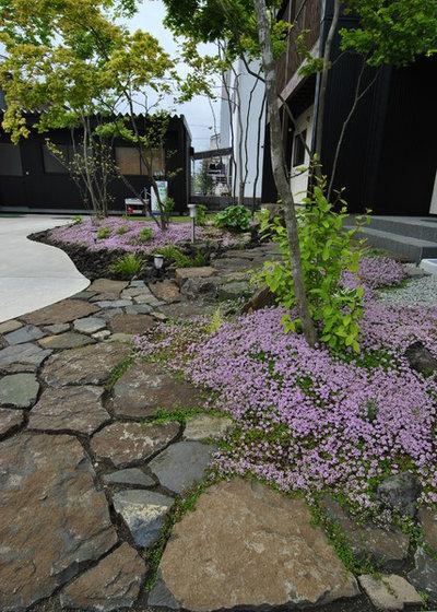 和室・和風 庭 by よっちゃんの庭工房